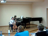 III Открытый городской конкурс юных исполнителей на струнно-смычковых инструментах